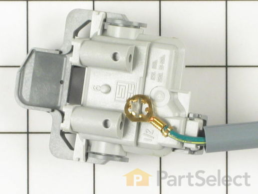 Whirlpool 3949247 Lid Switch Assembly With Leads