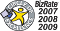 PartSelect has won BizRate's Circle of Excellence for three years running